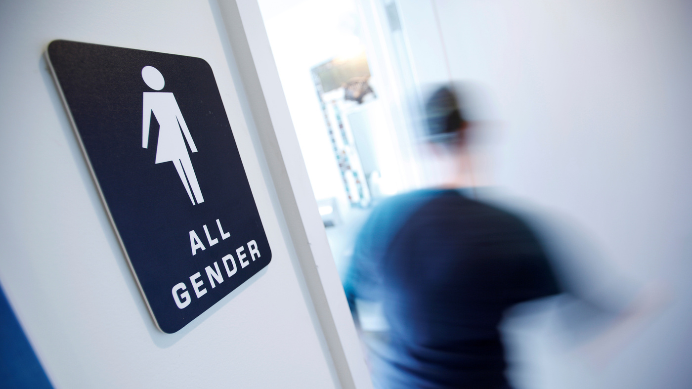 When A Transgender Person Uses A Public Bathroom, Who Is ...