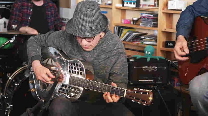Steve Kimock: Tiny Desk Concert