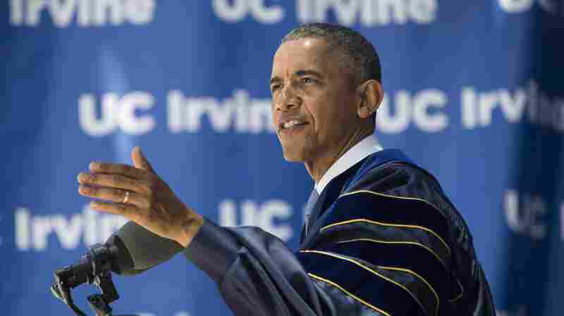 A Portrait Of The President, One Commencement Speech At A Time