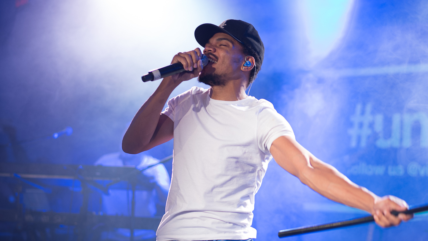 Chance The Rappers Coloring Book Reveals Shades Of Gospel NPR