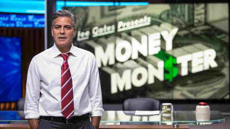 George Clooney stars as Lee Gates in Money Monster.