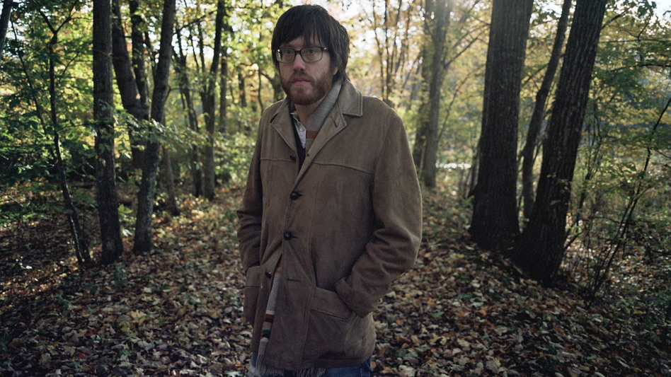 """""""I just want to make stuff that feels humble and natural and 'right' and comes from somewhere other than just my brain,"""" says Will Sheff of Okkervil River. (Courtesy of the artist)"""