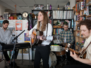 Tiny Desk Concert with Andy Shauf.