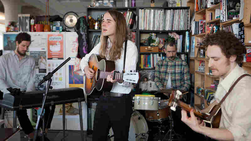 Andy Shauf: Tiny Desk Concert