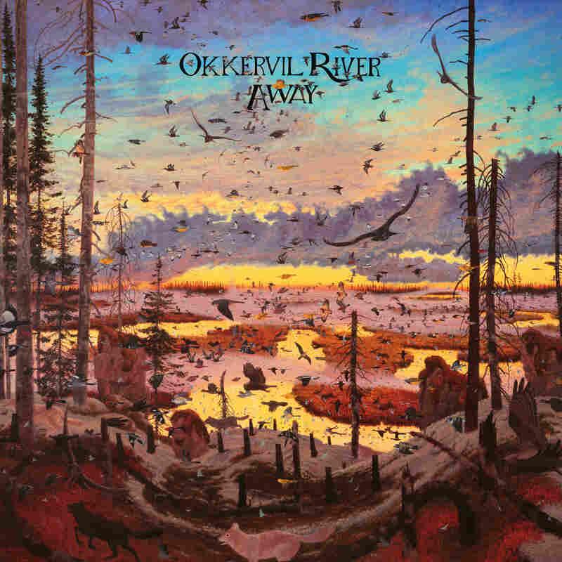 Away (ATO Records 2016).