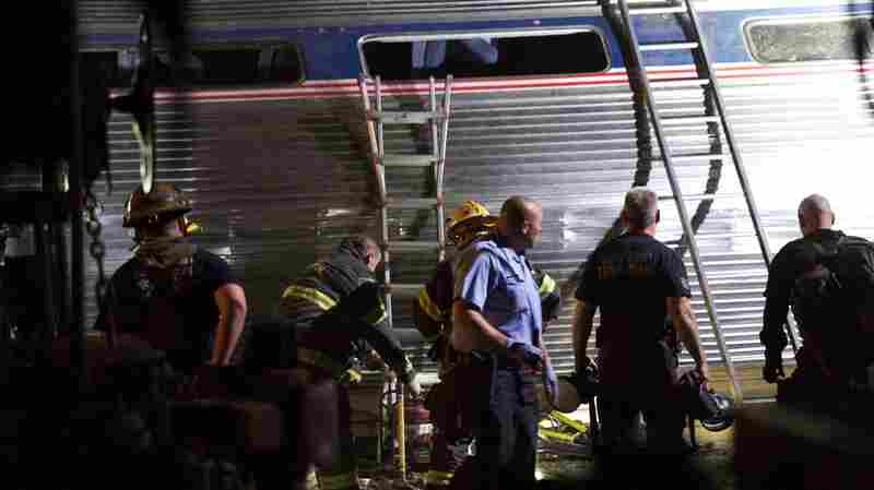 Investigators: Amtrak Engineer May Have Lost Sense Of Place Before Deadly Crash