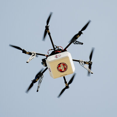 Condoms By Drone: A New Way To Get Birth Control To Remote Areas