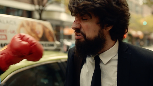 A new video from the Brooklyn-based singer follows a man on his disastrous morning commute.