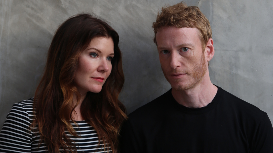 Teddy Thompson & Kelly Jones. (Courtesy of the artist)