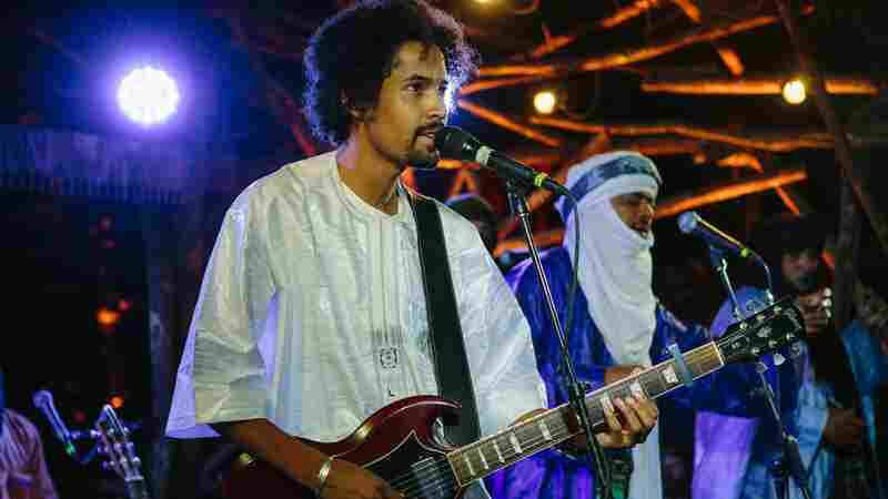 Tinariwen performs live at Pickathon.