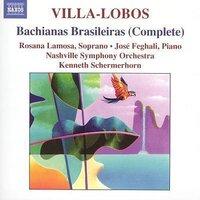 2, for orchestra, A. 247 [Toccata - O trenzinho do Caipira (The Peasant's Little Train)]