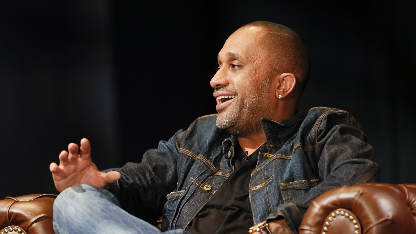 Kenya Barris On 'Black-ish' And What Kids Lose When They Grow Up