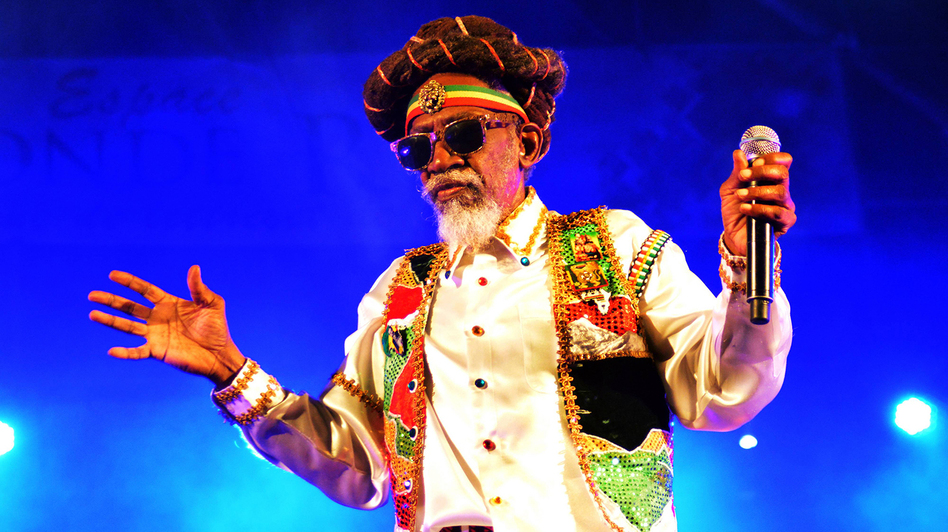 Bunny Wailer is the last living original member of the legendary reggae group The Wailers. He recently finished his first US tour in more than 20 years.