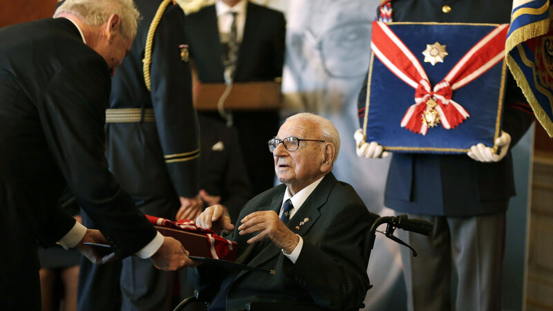 Nicholas Winton, 'Britain's Schindler,' Is Remembered By Those He ...