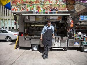food truck promo