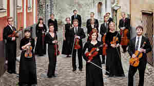 The Tallinn Chamber Orchestra's new album, Mirror, features music by Estonian composer Tõnu Kõrvits.
