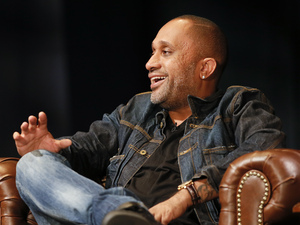 Kenya Barris is the creator and showrunner of the ABC comedy series, Black-ish.