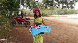 Betty Barkha is an eco-activist from Fiji.