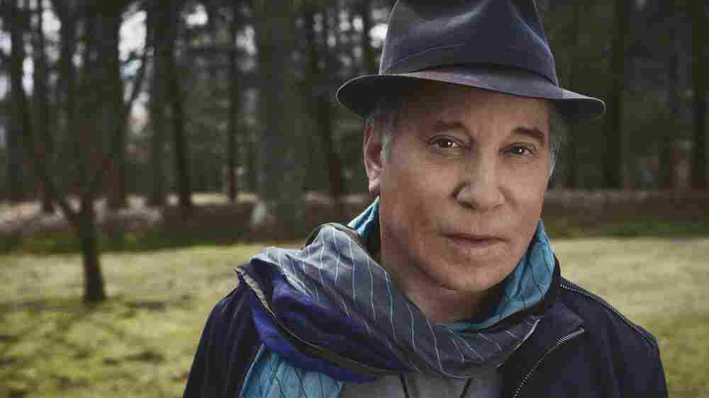 Paul Simon talks about his upcoming album, <em>Stranger To Stranger</em>, and shares a new song.