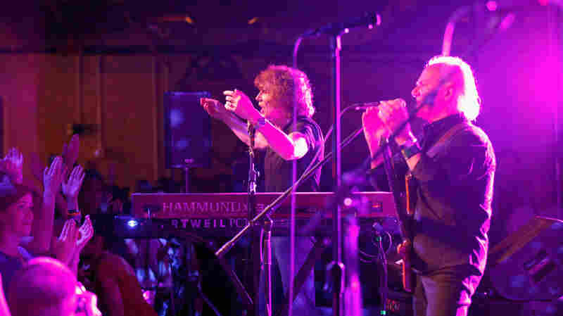 Watch Live: The Zombies And Kevin Morby Perform Live