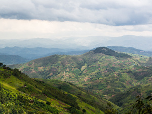 "Rwanda is known as ""le pays des milles collines"" — the land of a thousand hills. Weather varies by altitude; for farmers, detailed forecasts can make a huge difference."
