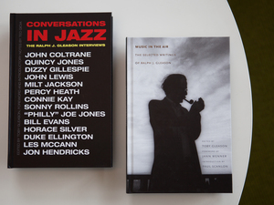 Jazz Books: Conversations in Jazz and Music in the Air
