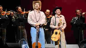 José Martinez's mariachi opera Cruzar La Cara De La Luna premiered at the Houston Grand Opera in 2010.