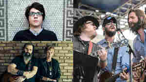 Watch Live: Car Seat Headrest, Band Of Horses And More, Live In Philadelphia