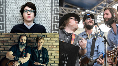 Watch Live Car Seat Headrest Band Of Horses And More In Philadelphia
