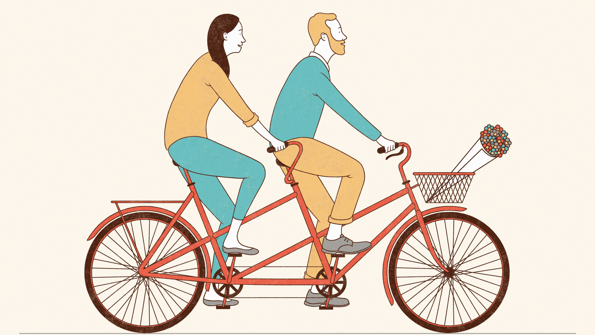 Longtime Couples Get In Sync, In Sickness And In Health