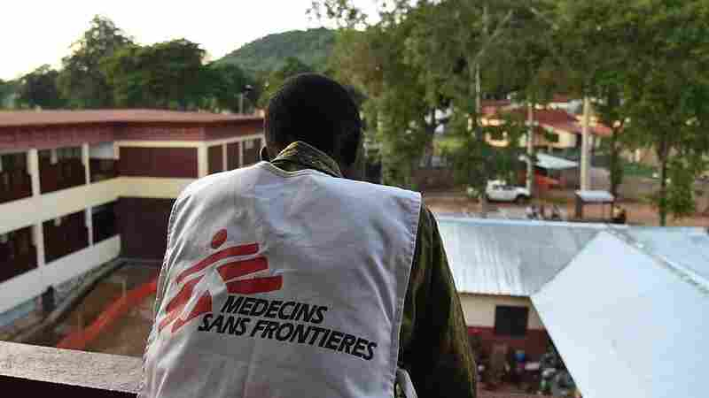 Doctors Without Borders Suspends Work In Parts Of Central African Republic