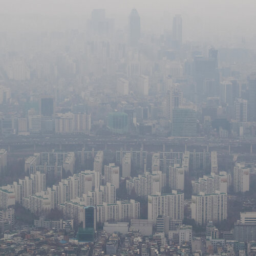 Armed With NASA Data, South Korea Confronts Its Choking Smog