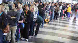Security Lines Are Interminable, But With Good Reason