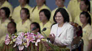Taiwan Inaugurates First Female President