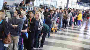 TSA Head Visits Chicago Airports In Effort To Reduce Long Security Lines