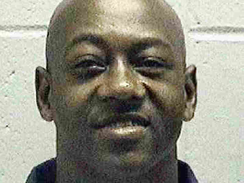 This undated photo from the Georgia Department of Corrections, shows Timothy Tyrone Foster. The Supreme Court on Monday threw out a death sentence handed to Foster because prosecutors improperly kept African-Americans off the jury that convicted Foster of killing a white woman.
