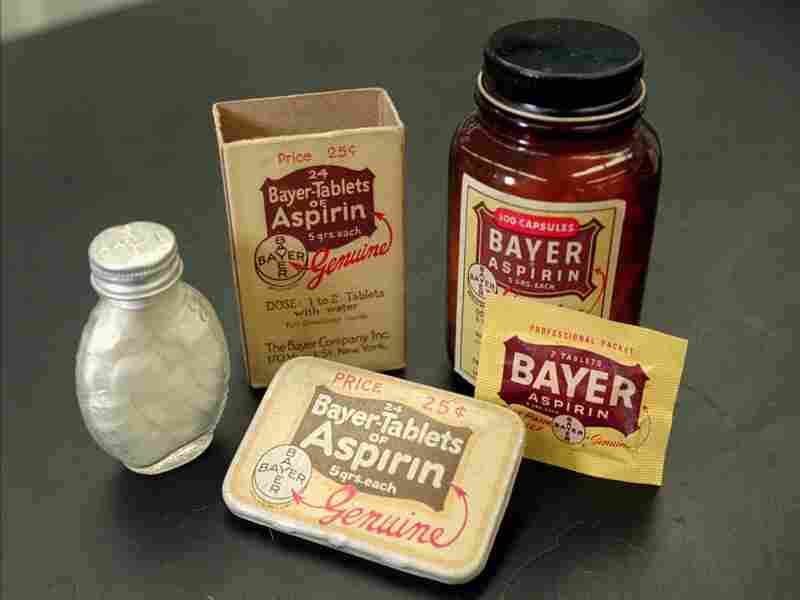 Bayer has been selling aspirin for more than 100 years. A researcher at the company discovered aspirin's active ingredient, acetylsalicylic acid, in 1897.