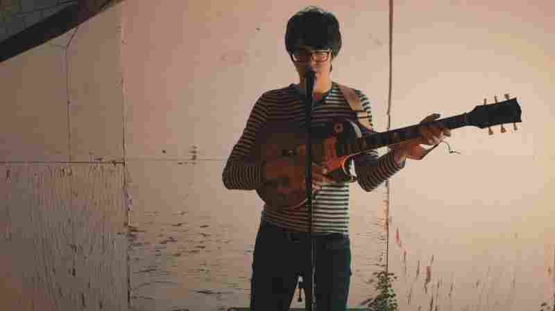 Car Seat Headrest performs in Washington, D.C.