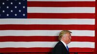 Trump To Campaign In Final Primary States, Raising Cash Along The Way