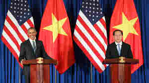Obama Announces U.S. Will Lift Arms Embargo Against Vietnam