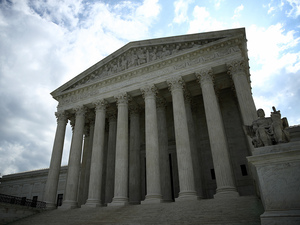 In a 7-1 decision, the U.S. Supreme Court sided with a Georgia death-row inmate appealing his murder conviction, citing efforts by prosecutors to exclude blacks from the jury panel.