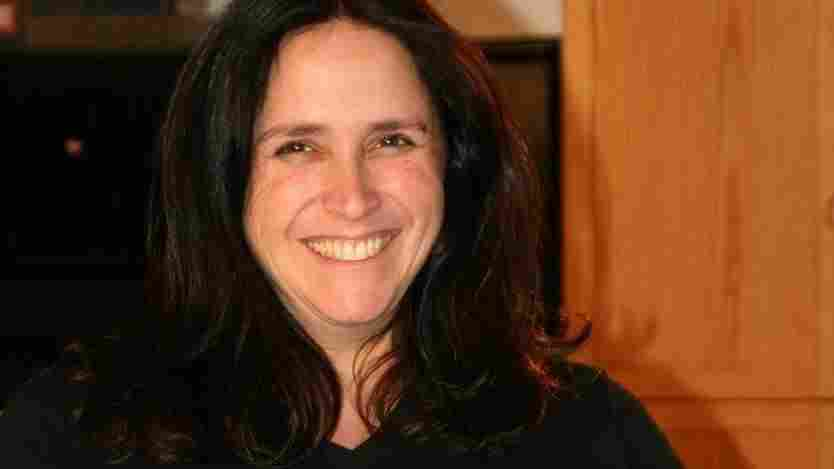 Susan Silverman says her Jewish faith helps her deal with life's uncertainties.