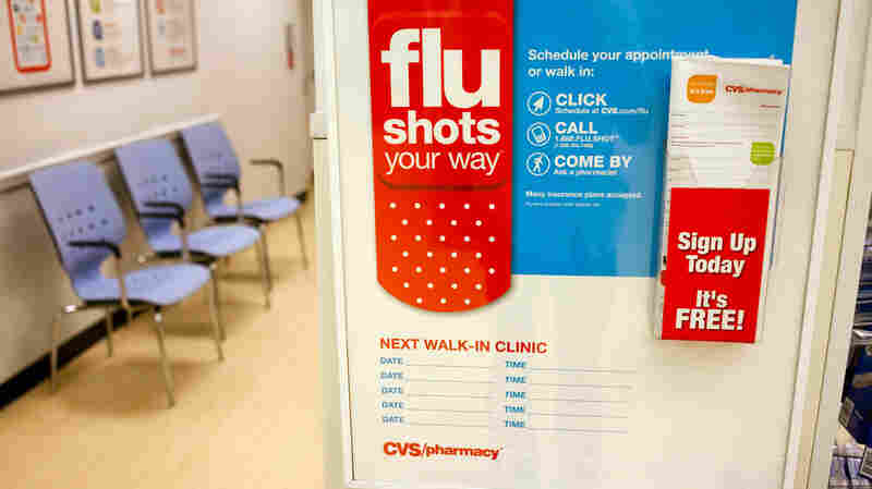 For simple care and prescriptions, veterans in Northern California can go to 14 CVS MinuteClinics.