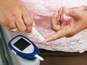 There will be 55 percent more people with diabetes as Baby Boomers become senior citizens, a report finds.