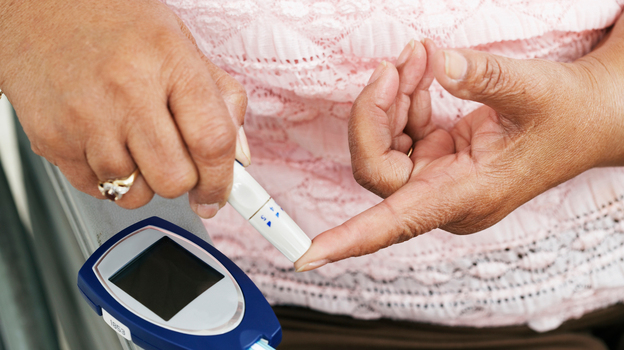 There will be 55 percent more people with diabetes as Baby Boomers become senior citizens, a report finds. (Blend Images/Getty Images)
