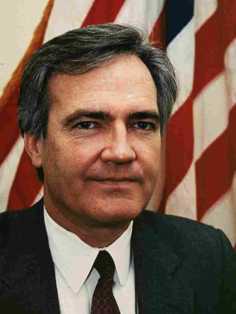 The White House Deputy Counsel, Vince Foster in the first year of the Clinton Administration. His suicide in 1993 led to a rash of speculation and conspiracy theories.