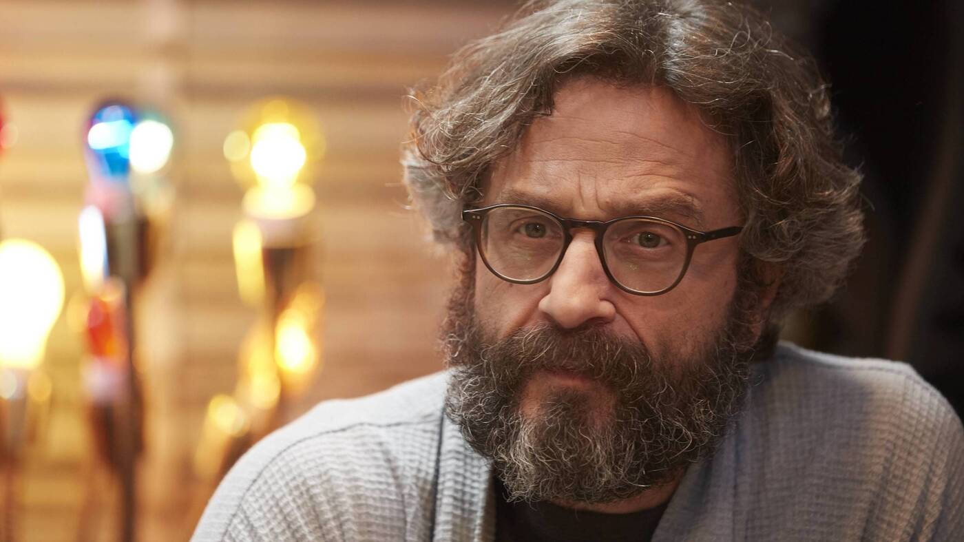 Comedian Marc Maron On Sobriety And Managing His Uncomfortable Comfort Zone Npr