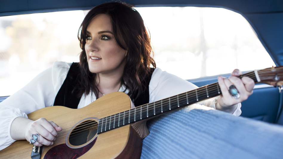 Brandy Clark's new album, Big Day In A Small Town, comes out June 10. (Courtesy of the artist)