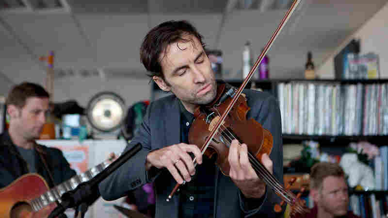 Andrew Bird: Tiny Desk Concert