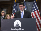 """House Speaker Paul Ryan is spearheading the agenda project, which he calls """"Confident America."""""""
